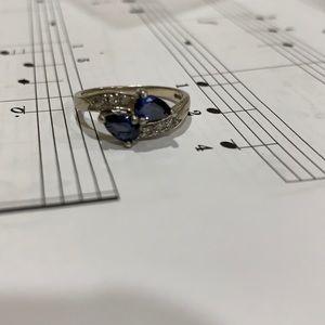 💦💧sterling silver ring